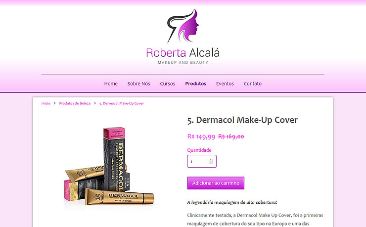 Roberta Alcala - Makeup and Beauty